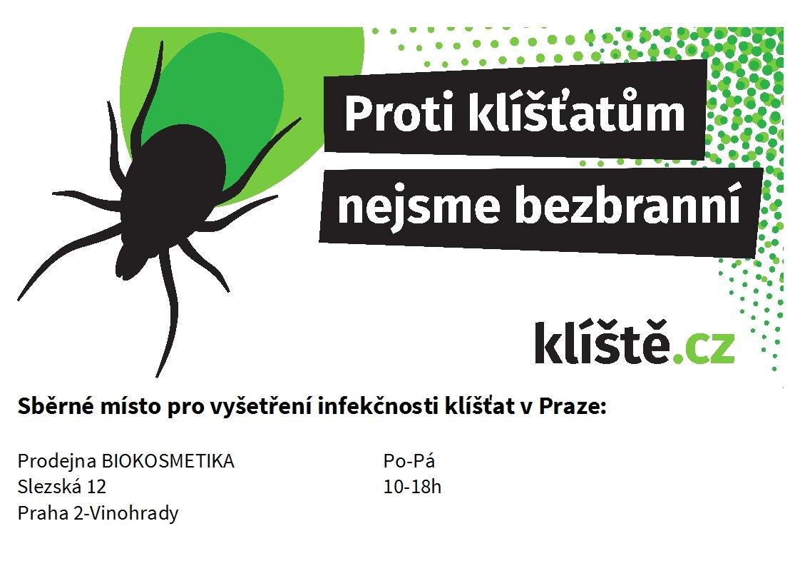 Sběrné místo v Praze